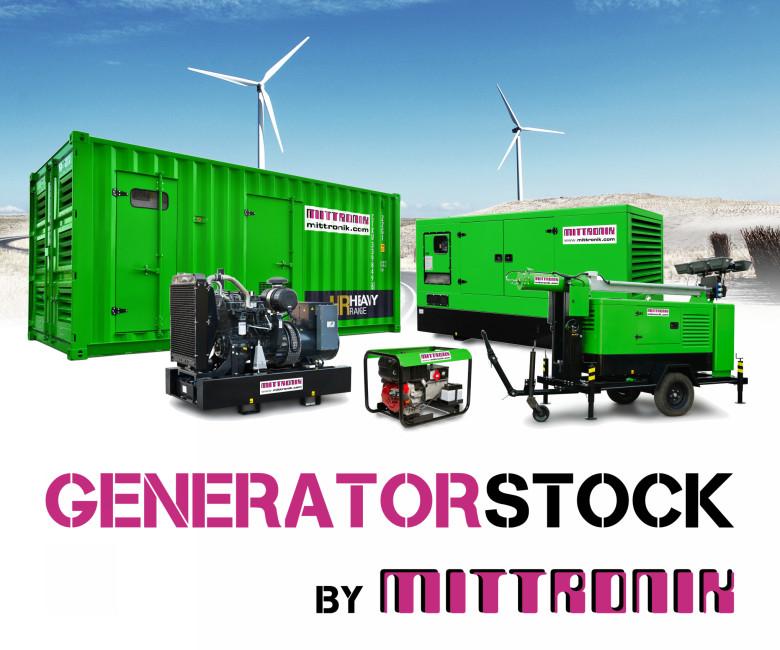 Generatorstock | Stromerzeuger & Notstromaggregate